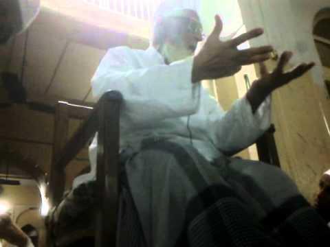 Moulana Ahmed Laat saheb In Nizamuddin Markaz30102011.mp4