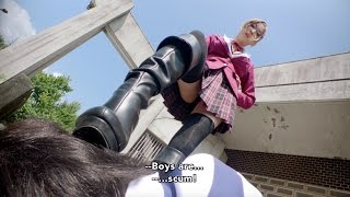 Live-Action Prison School - Official English PV - Starts 11/3!