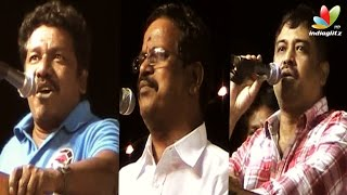 Linguswamy and Karunas speaks about Superstar Rajinikanth's political entry | Kalaipuli S. Thanu