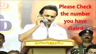 DMK fails