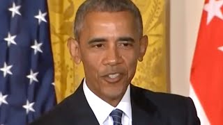 "President Obama: Trump ""Unfit to be President"""