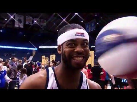Harlem Globetrotters Celebrate 90 Years on ESPN