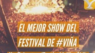 GRANDES ARTISTAS DEL FESTIVAL DE VIÑA DEL MAR