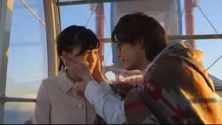 Japanese Sweet Kiss Scene