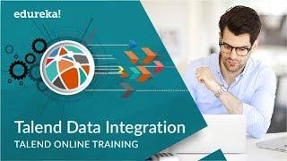 Talend Data Integration Tutorial | Talend Tutorial For Beginners | Talend Online Training | Edureka