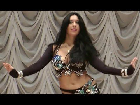 Crazily Attractive Gorgeous Yana Tsehotskaya Superb Iraqi Dance Яна Цехоцкая #9 رقص عراقي مثير