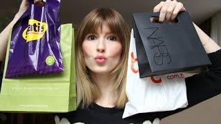Alışveriş & İlk İzlenimlerim - NARS, NYX, Gosh...