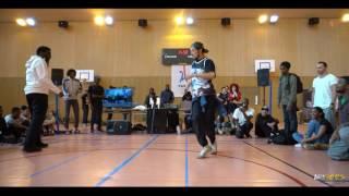 MEGATRON VS NOUN 1/16 FINAL | Hip Hop vs Krump  Championship Vol V 2016