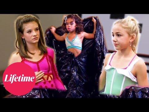 Ugliest Costume I ve Ever Seen Wardrobe Meltdowns Dance Moms Flashback Compilation Lifetime