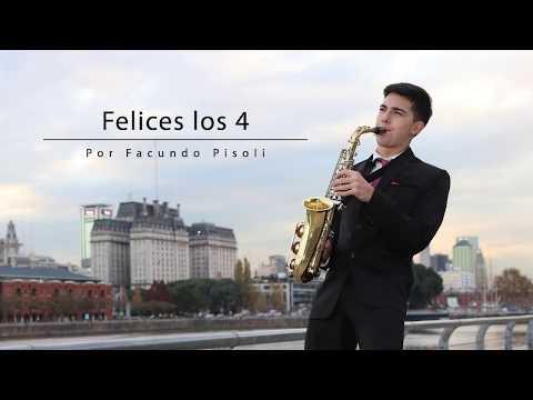 Xxx Mp4 FelicesLos4 Facundo Pisoli Maluma Sax 🎷 3gp Sex