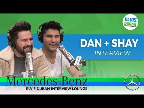 Dan + Shay Drink Tequila with Elvis Duran | Elvis Duran Show