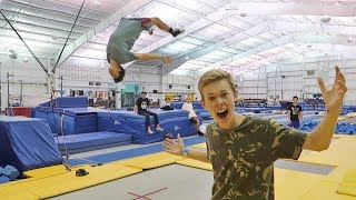 WORLD'S MOST FAMOUS GYMNASTICS PARK!