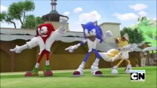 Can't Stop The Feeling (Sonic Version)