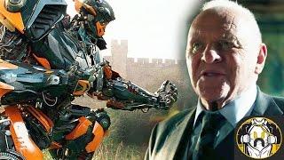 Hot Rod's Role & Backstory Revealed | Transformers: The Last Knight