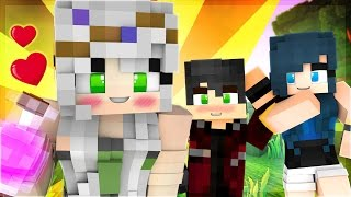 Minecraft Date - WHO'S HER BLIND DATE!? (Minecraft Roleplay)