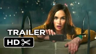 Teenage Mutant Ninja Turtles TRAILER 2 (2014) - Megan Fox, Will Arnett Movie HD