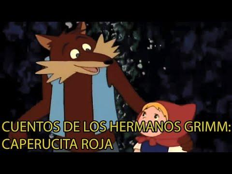 Cuentos de los hermanos Grimm Caperucita Roja Audio Latino