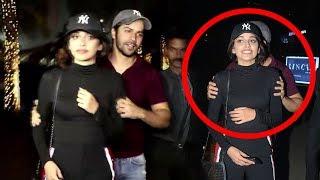 Varun Dhawan CAUGHT With New Girlfriend Banita Sandhu Hiding From Media