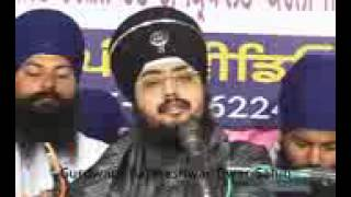 Shaheed Bhai Mani Singh Ji Sant Baba Ranjit Singh Ji Dhadrian Wale Part 1