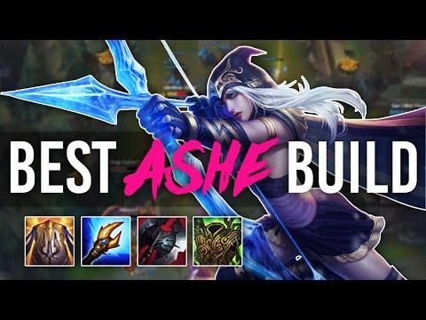 Imaqtpie BEST ASHE BUILD