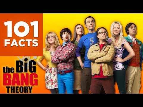 watch 101 Facts About The Big Bang Theory