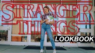 Stranger Things Lookbook