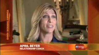 Dating in Your 30's: (Part 1) Dating Coach & Relationship Expert April Beyer on ABC