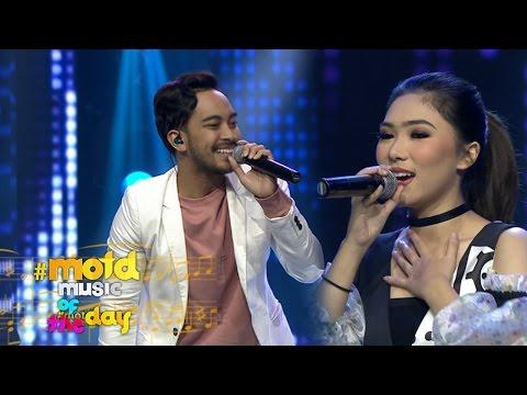 Amazing Duet Gamal Dengan Isyana Sarasvati ' Kau Adalah '  MOTD  14 Nov 2016