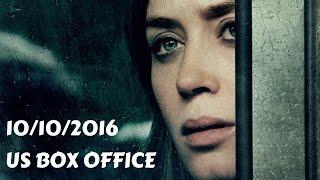 US Box Office (10/10/2016) البوكس أوفيس الأمريكي