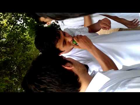 Islamia College Peshawar Fooling 2012 By Blink and freinds Clip 1