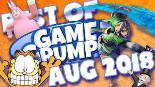BEST OF Game Grumps - August 2018