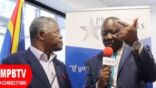 RDC-Kwebe Kimpele:Affaire Ntambwe Mwamba..Kabila est devenu un Président Périmé -  Sindika Dokolo???