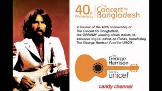 Concert For Bangladesh - George Harrison  (Full Album)