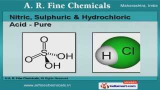 Industrial Chemical Products by A. R. Fine Chemicals, Thane