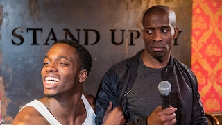 FUNNIEST STAND-UP COMEDIAN | Renny & Godfrey