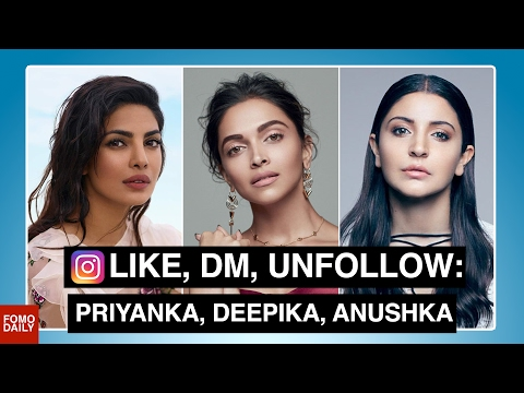 Xxx Mp4 Priyanka Chopra Deepika Padukone Anushka Sharma • Like DM Unfollow 3gp Sex