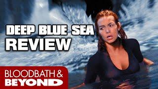 Deep Blue Sea (1999) - Horror Movie Review