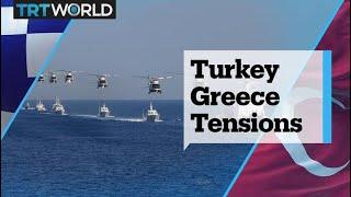 Turkey-Greece Tensions | Turkey's Tourism boom