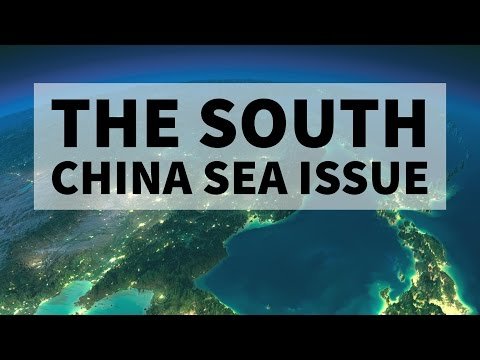 watch South China Sea Conflict -Burning topics for IAS / PCS