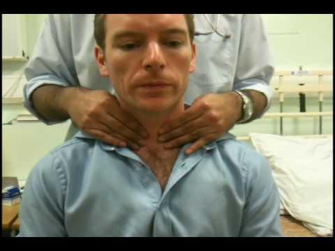 Thyroid Gland Examination