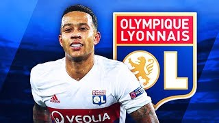 MEMPHIS DEPAY - Insane Skills, Runs, Goals & Assists - 2018 (HD)
