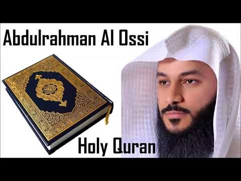The Complete Holy Quran By Sheikh Abdulrahman Al Ossi 26