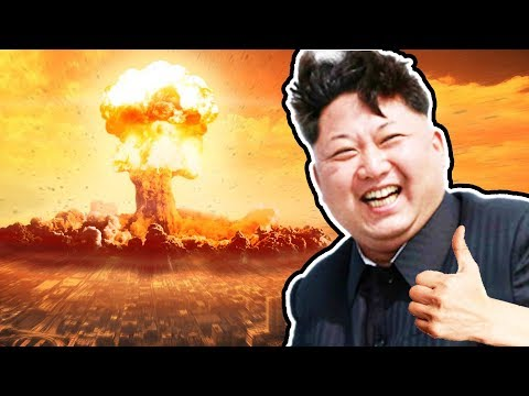 NORTH KOREA NUKES THE WORLD Suicide Guy 4 FINALE