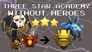 3 STAR TH9s WITHOUT HEROES IN CHAMPIONS LEAGUE | HeyItsMisterT | I'm a bully!