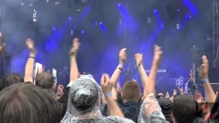 Lacuna Coil,LIVE@,Alcatraz Festival,FULL HD,2014