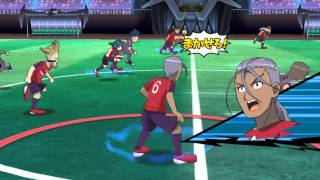 Inazuma Eleven GO Strikers 2013 - Episode 8- My Team VS Team Ogre