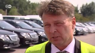 أزمة السيارات في أوروبا - تجار السيارات المستعملة تحت ضغط | صنع في ألمانيا