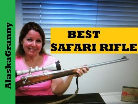 Double Rifle or Bolt Action Which Rifle to Choose For Safari