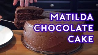 Binging with Babish: Chocolate Cake from Matilda