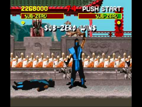 Xxx Mp4 Mortal Kombat 1 Super Nintendo SNES Very Hard Playthrough Sub Zero 3gp Sex